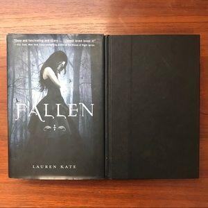 Fallen series 2 book bundle